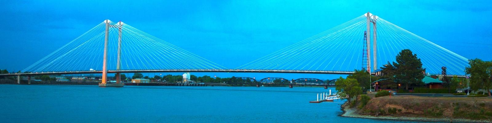 Tri-cities-real-estate-cable-bridge