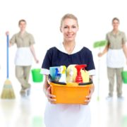 house cleaning real estate and property management